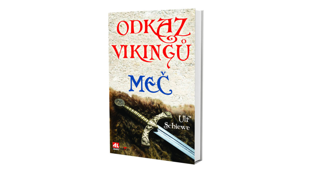 Kniha Odkaz Vikingů - Meč