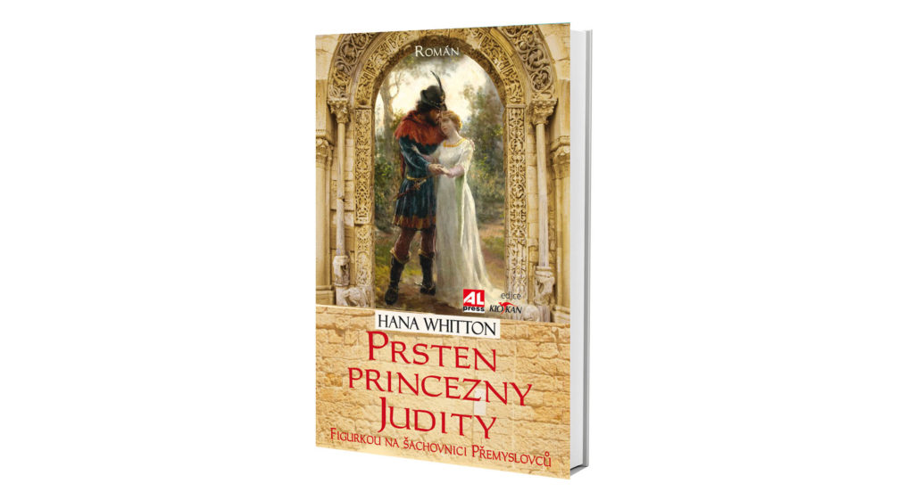 Kniha Prsten princezny Judity
