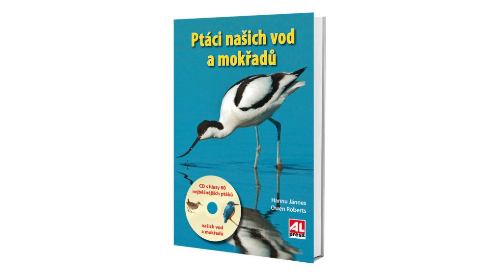 Kniha Ptáci našich vod a mokřadů