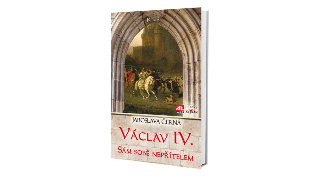 Kniha Václav IV