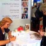 Jaroslava Černá na Světu knihy 2012