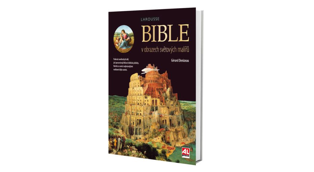 Kniha Bible v obrazech světových malířů