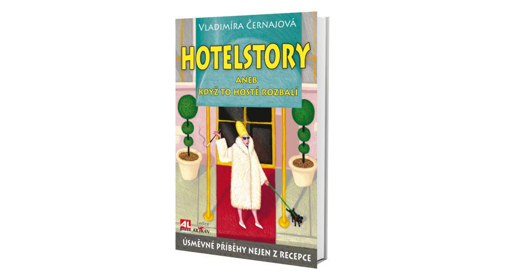 Kniha Hotelstory