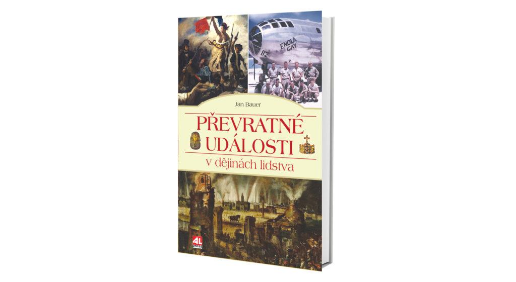 Kniha Převratné události v dějinách lidstva
