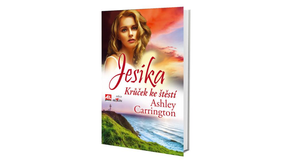Kniha Jesika-krůček ke štěstí