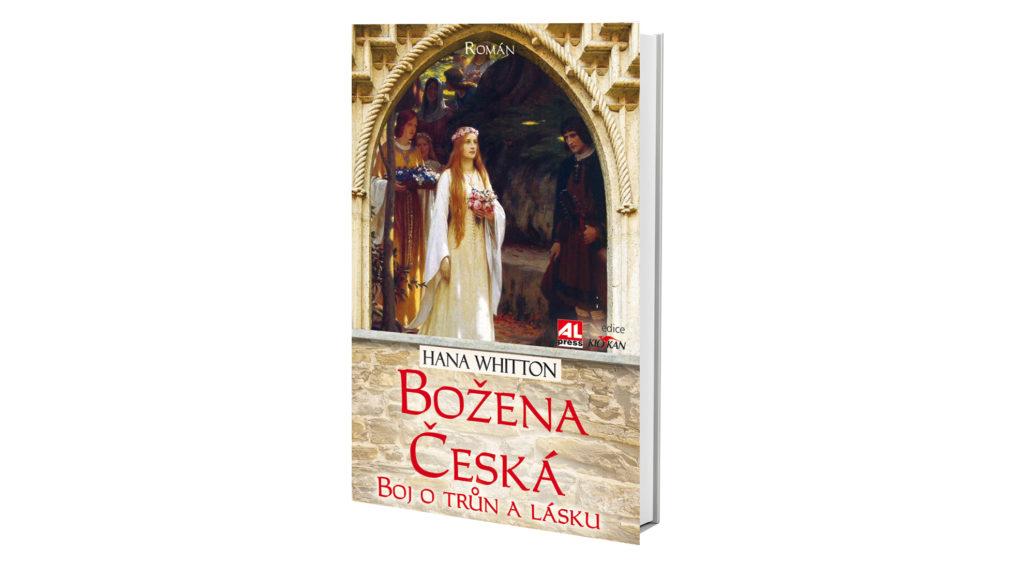 Kniha Božena česká