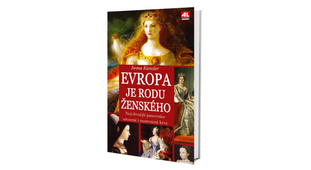 Kniha Evropa je rodu ženského