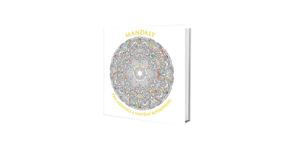 Kniha Mandaly pro meditaci a vnitřní rovnováhu