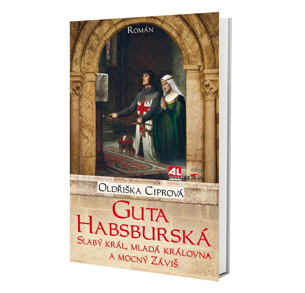 Kniha Guta Habsburská v našem nakladatelství Alpress