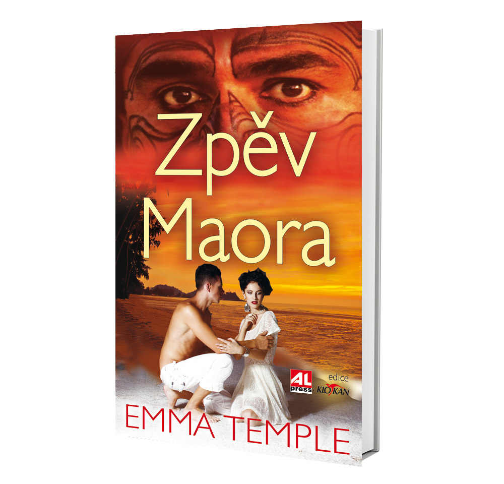 Kniha Zpěv Maora
