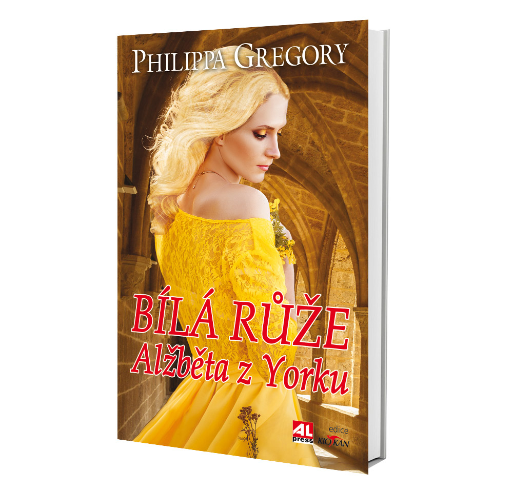 Kniha Bílá růže v našem nakladatelství Alpress