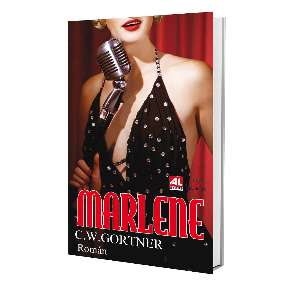 Kniha Marlene v našem nakladatelství Alpress