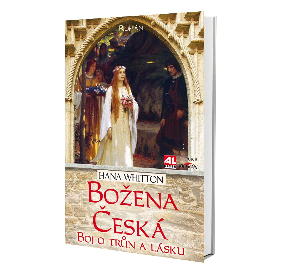 Kniha Božena Česká v našem nakladatelství Alpress