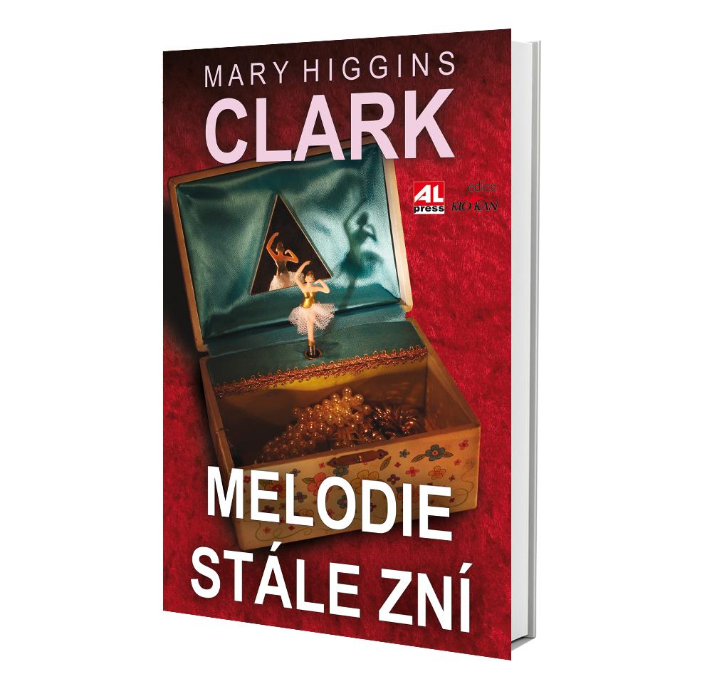 Kniha Melodie stále zní v našem nakladatelství Alpress