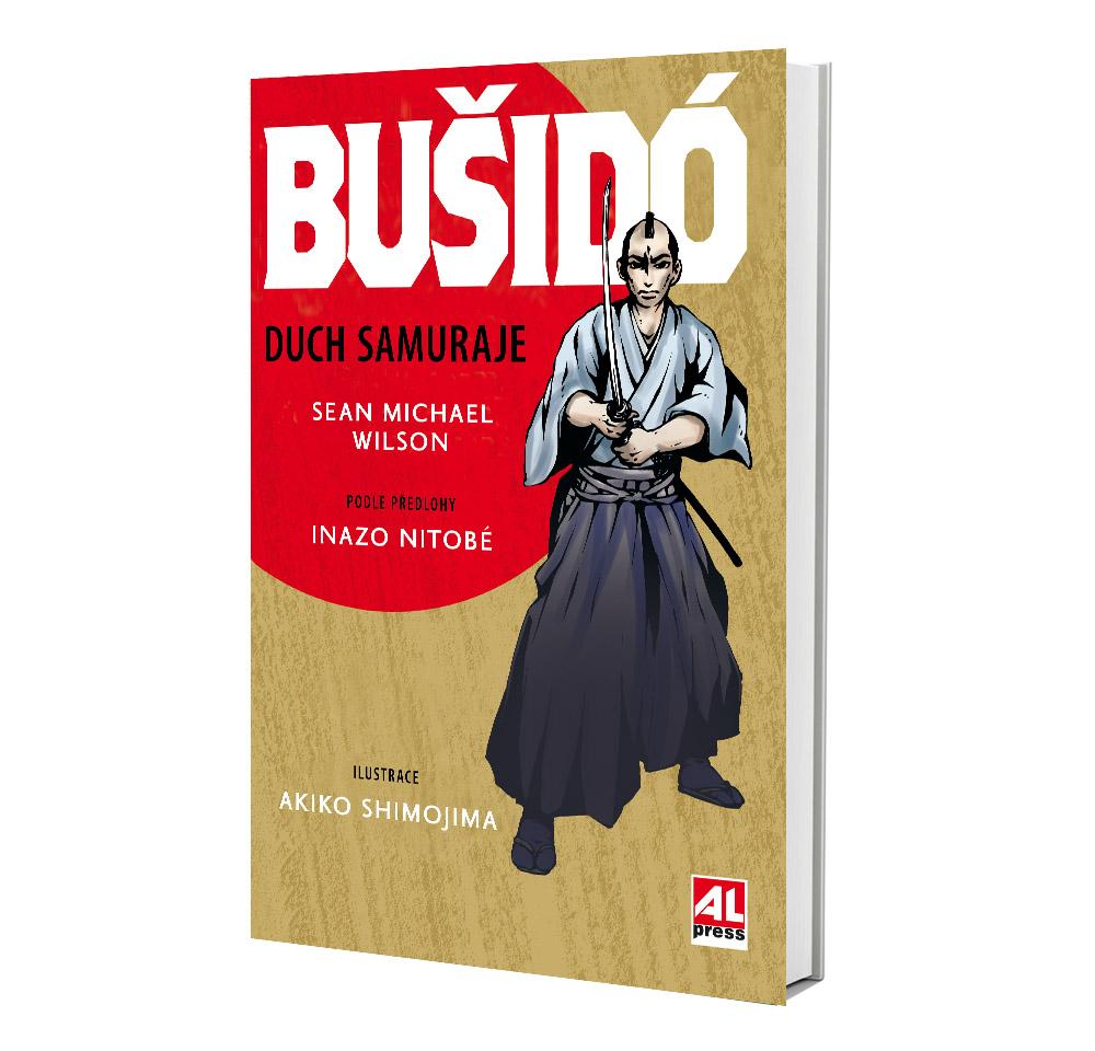 Kniha Bušidó - duch samuraje v našem nakladatelství Alpress