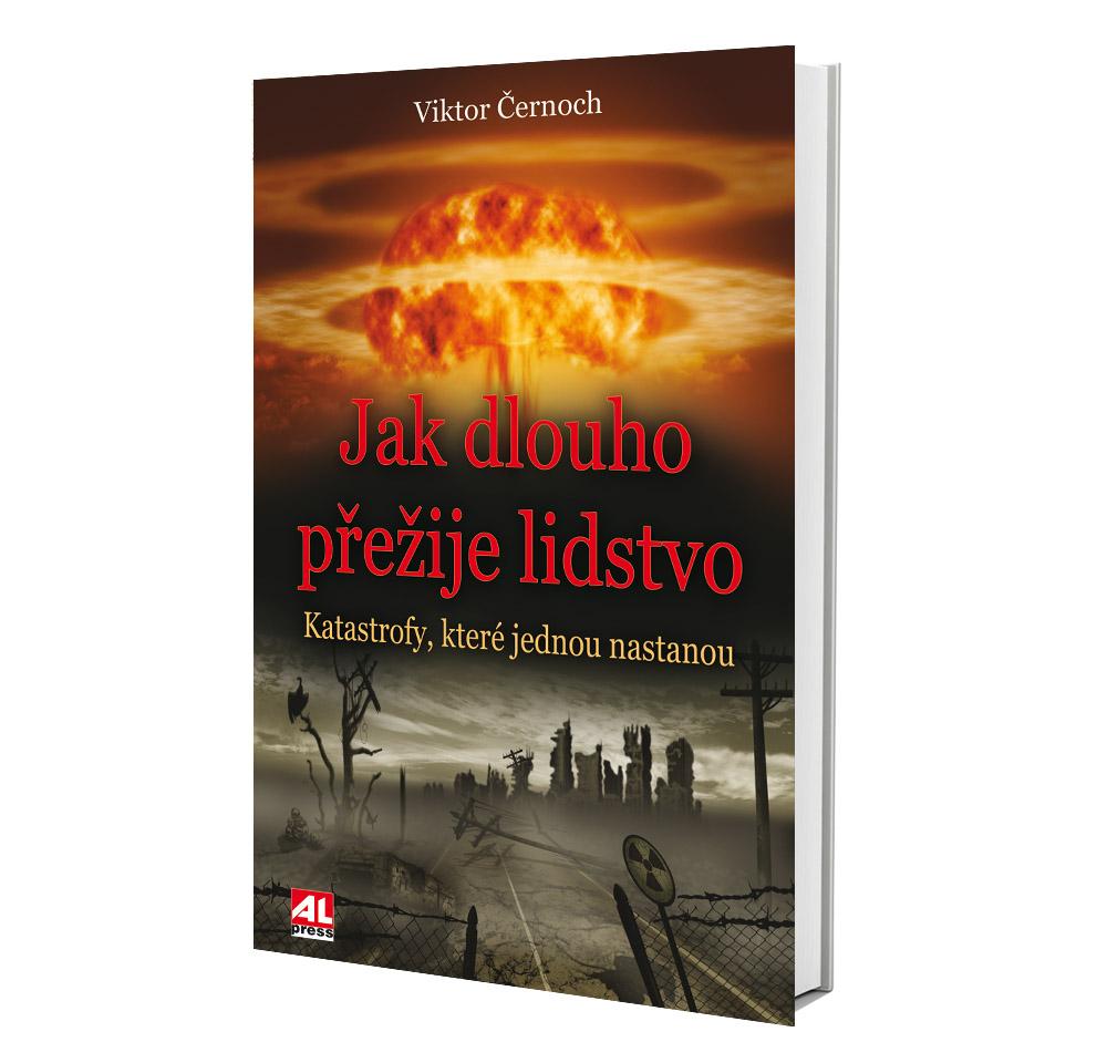 Kniha-Jak dlouho přežije lidstvo v našem nakladatelství Alpress
