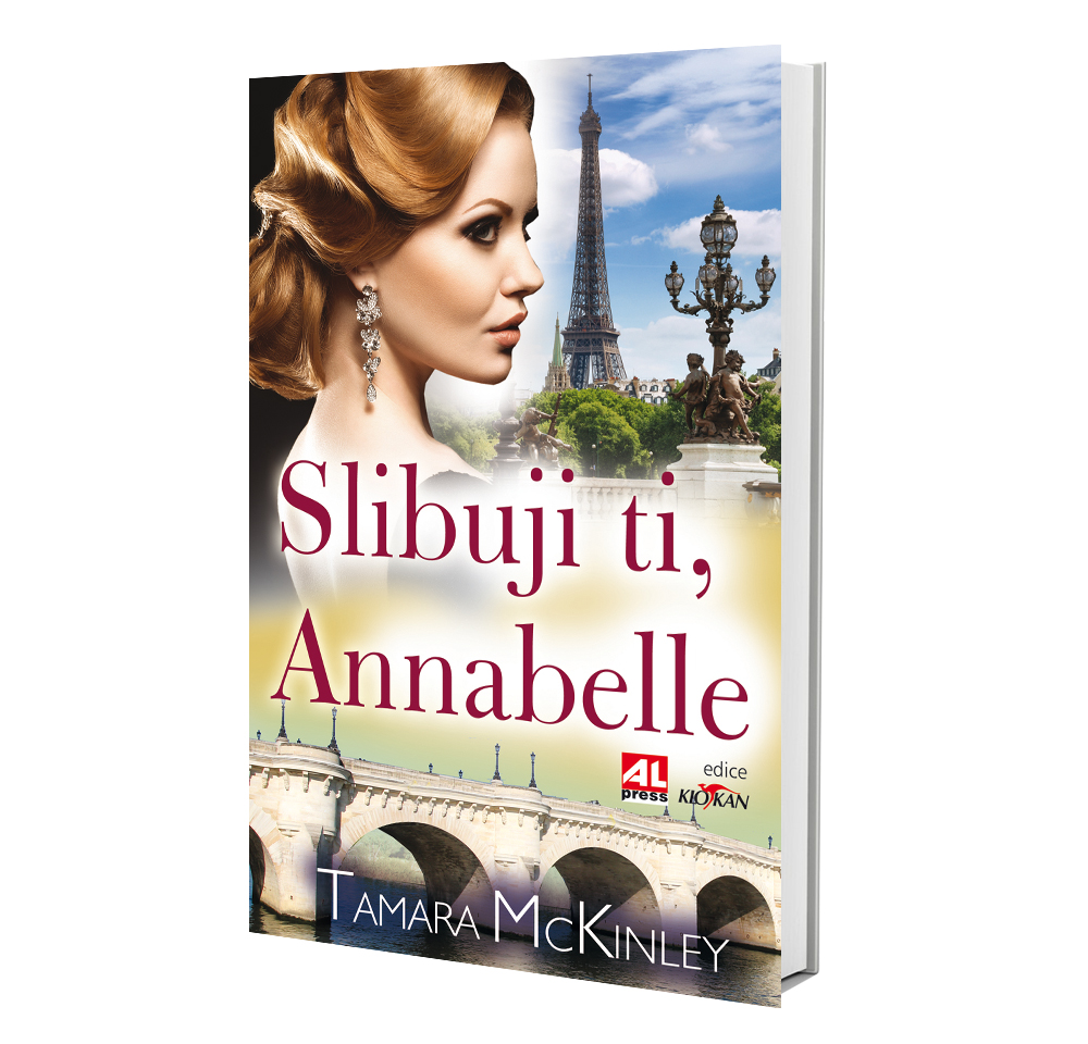 Kniha Slibuji ti, Annabelle v našem nakladatelství Alpress
