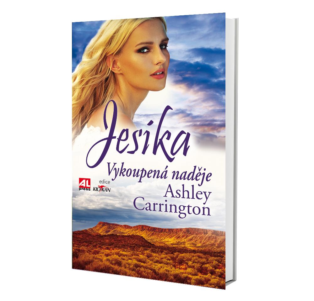 Kniha Jesika – Vykoupená naděje v našem nakladatelství Alpress