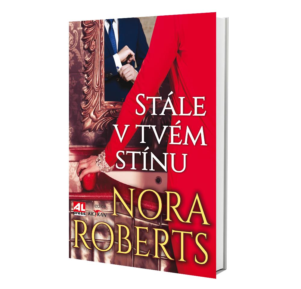 Kniha Stále v tvém stínu v našem nakladatelství Alpress