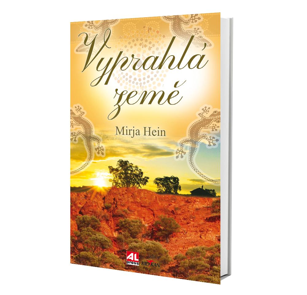 Kniha Vyprahlá země v našem nakladatelství Alpress