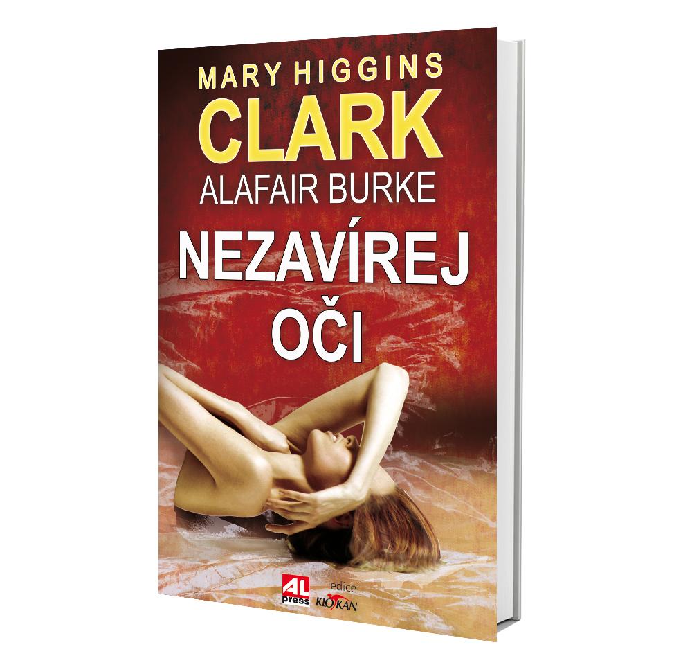Kniha Nezavírej oči v našem nakladatelství Alpress
