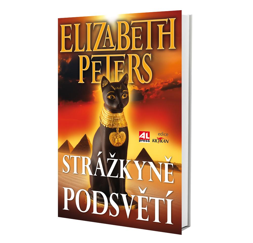 Kniha Strážkyně podsvětí v našem nakladatelství Alpress