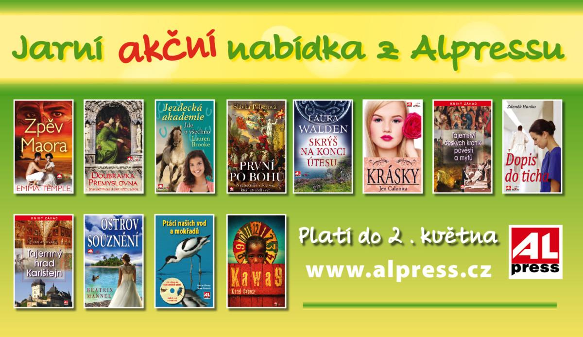 Jarní akční nabídka z Alpressu