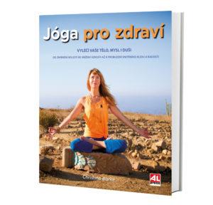 Kniha Jóga pro zdraví v našem nakladatelství Alpress