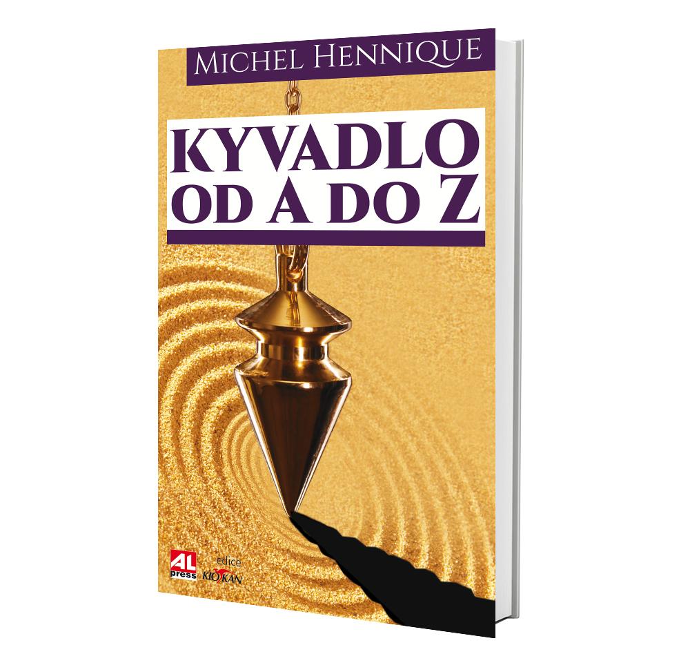 Kniha Kyvadlo od A do Z v našem nakladatelství Alpress