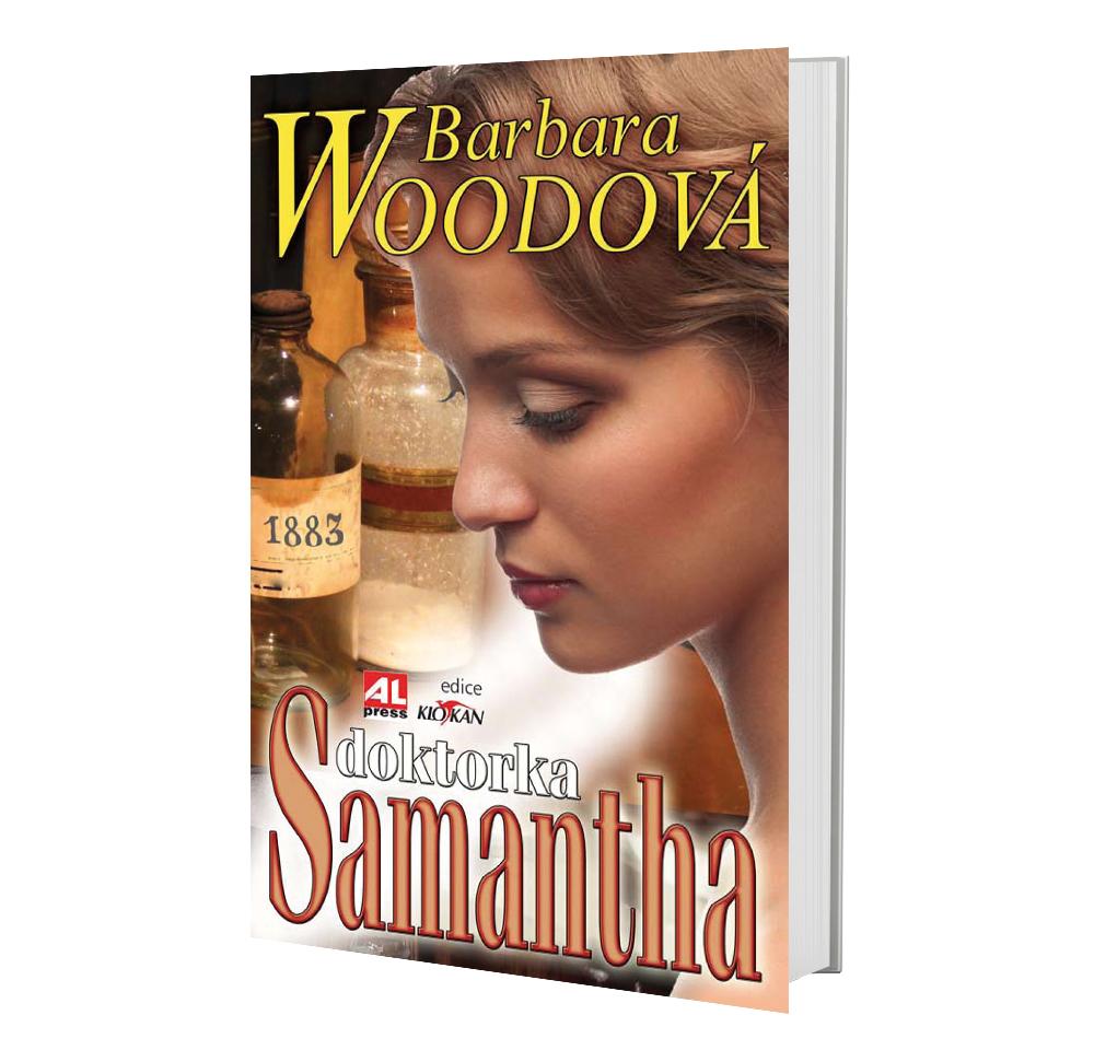 Kniha Doktorka Samantha v našem nakladatelství Alpress