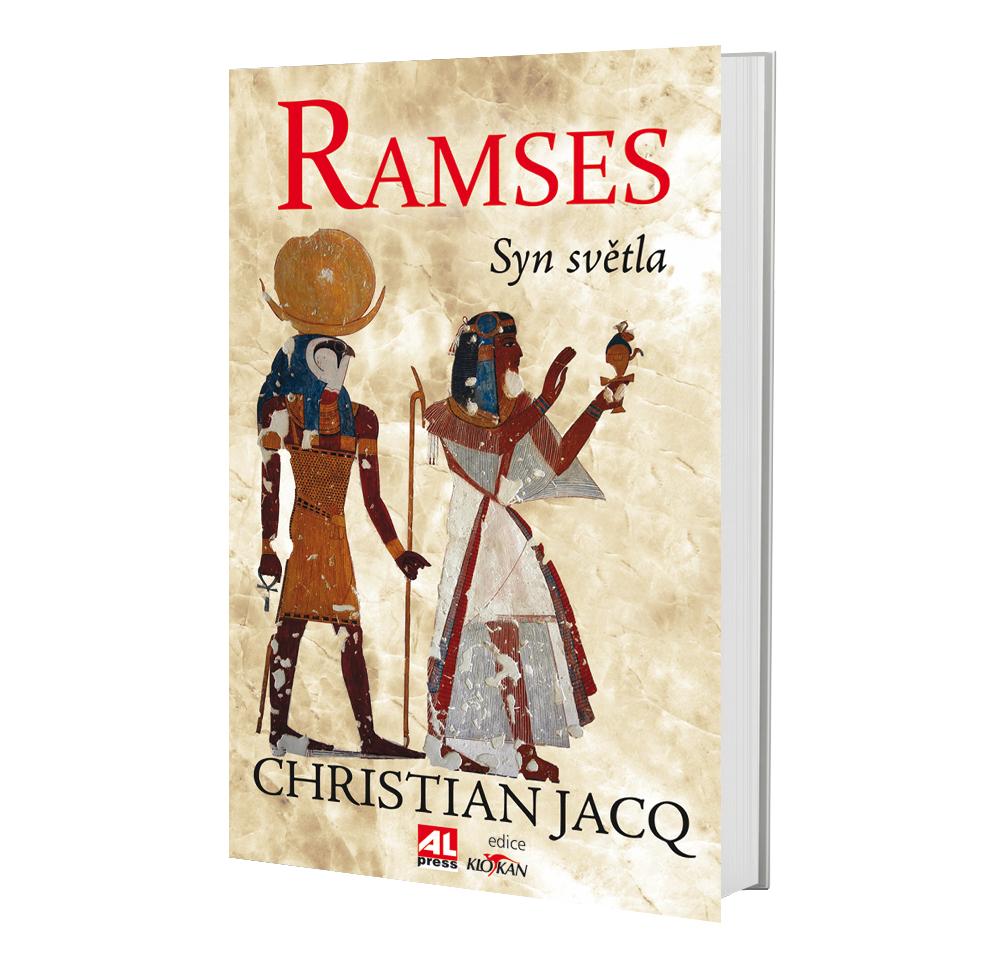 Kniha Ramses - Syn světla v našem nakladatelství Alpress