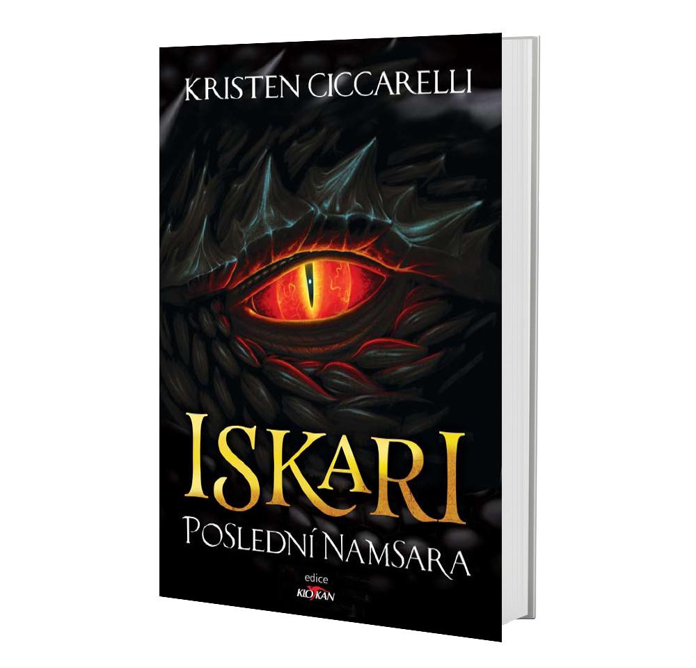 Kniha Iskari - Poslední Namsara v našem nakladatelství Alpress