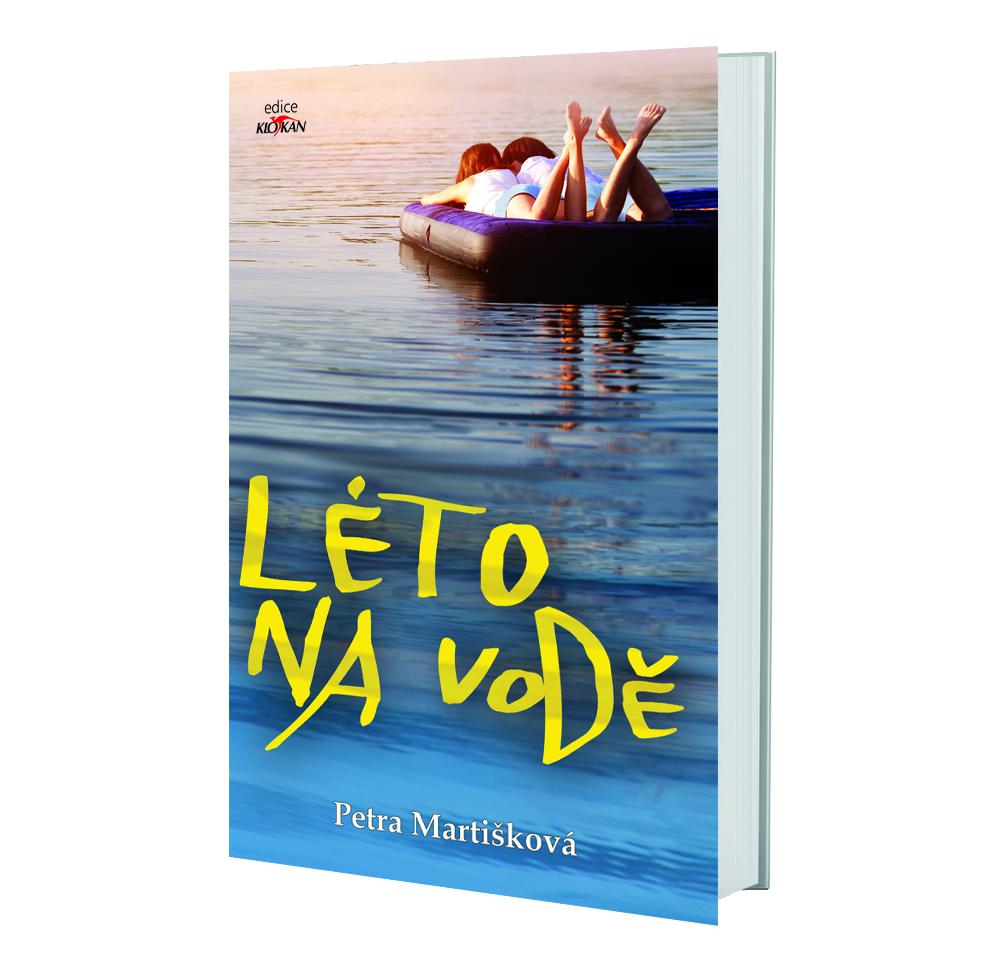 Kniha Léto na vodě v našem nakladatelství Alpress