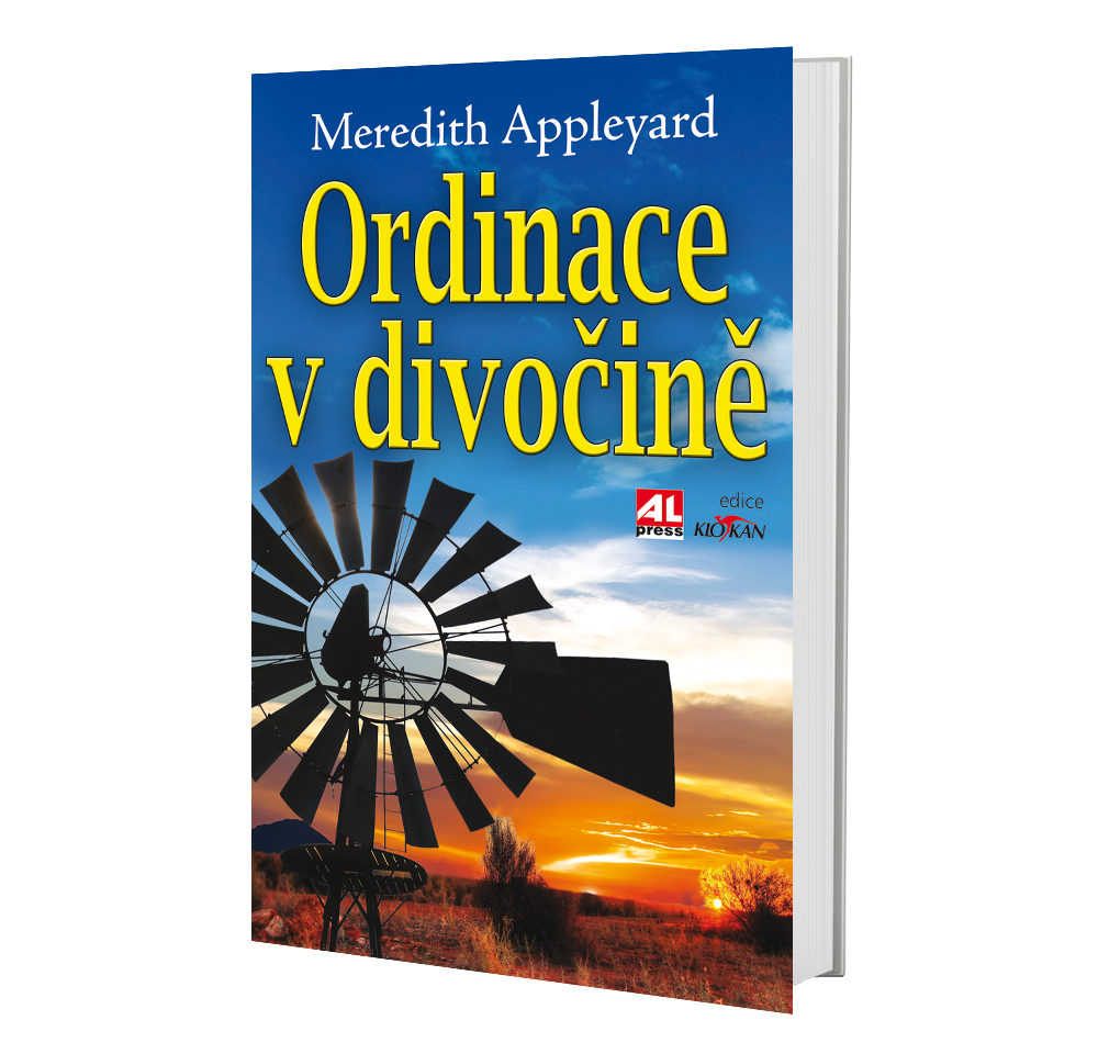 Kniha Ordinace v divočině v našem nakladatelství Alpress