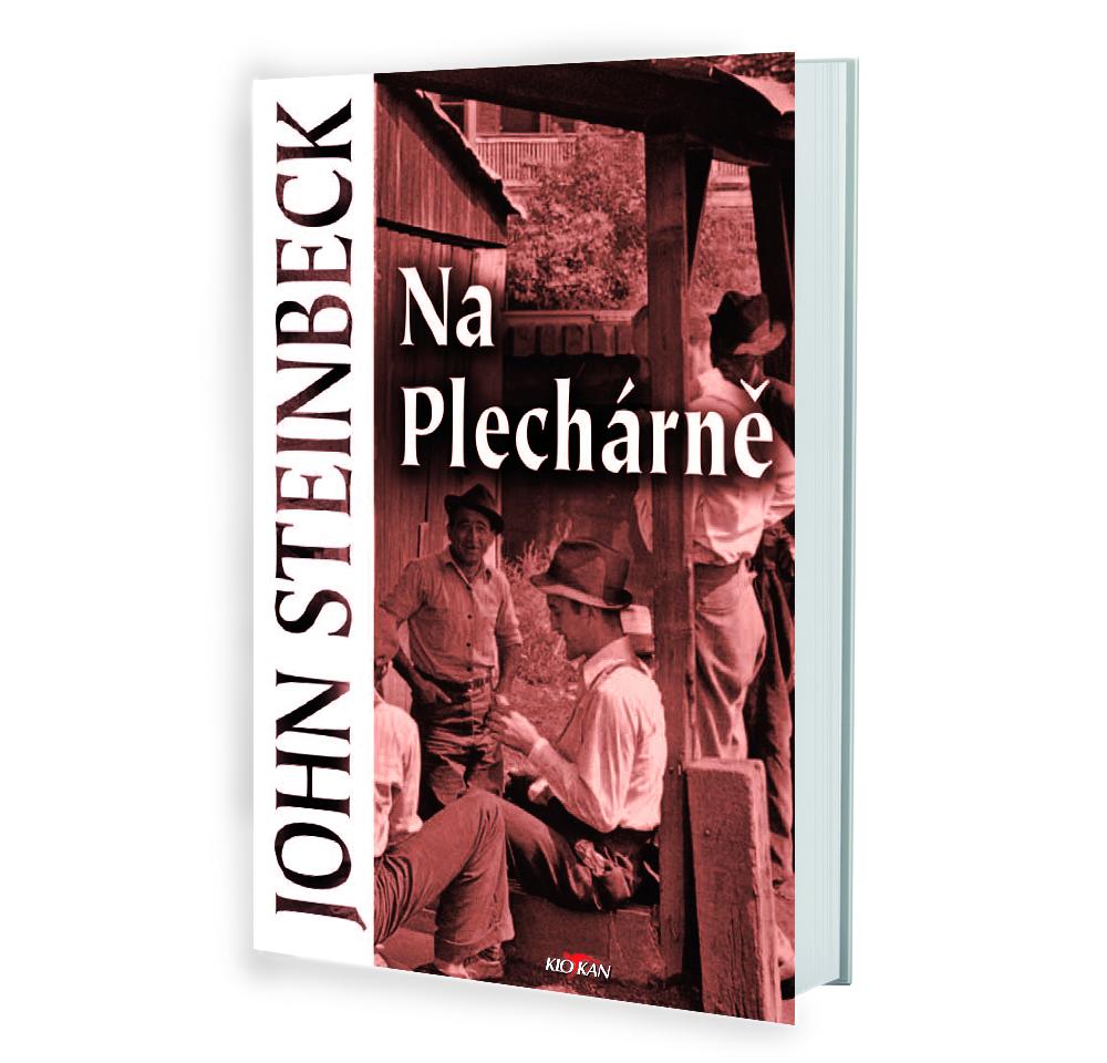 Kniha Na Plechárně v našem nakladatelství Alpress