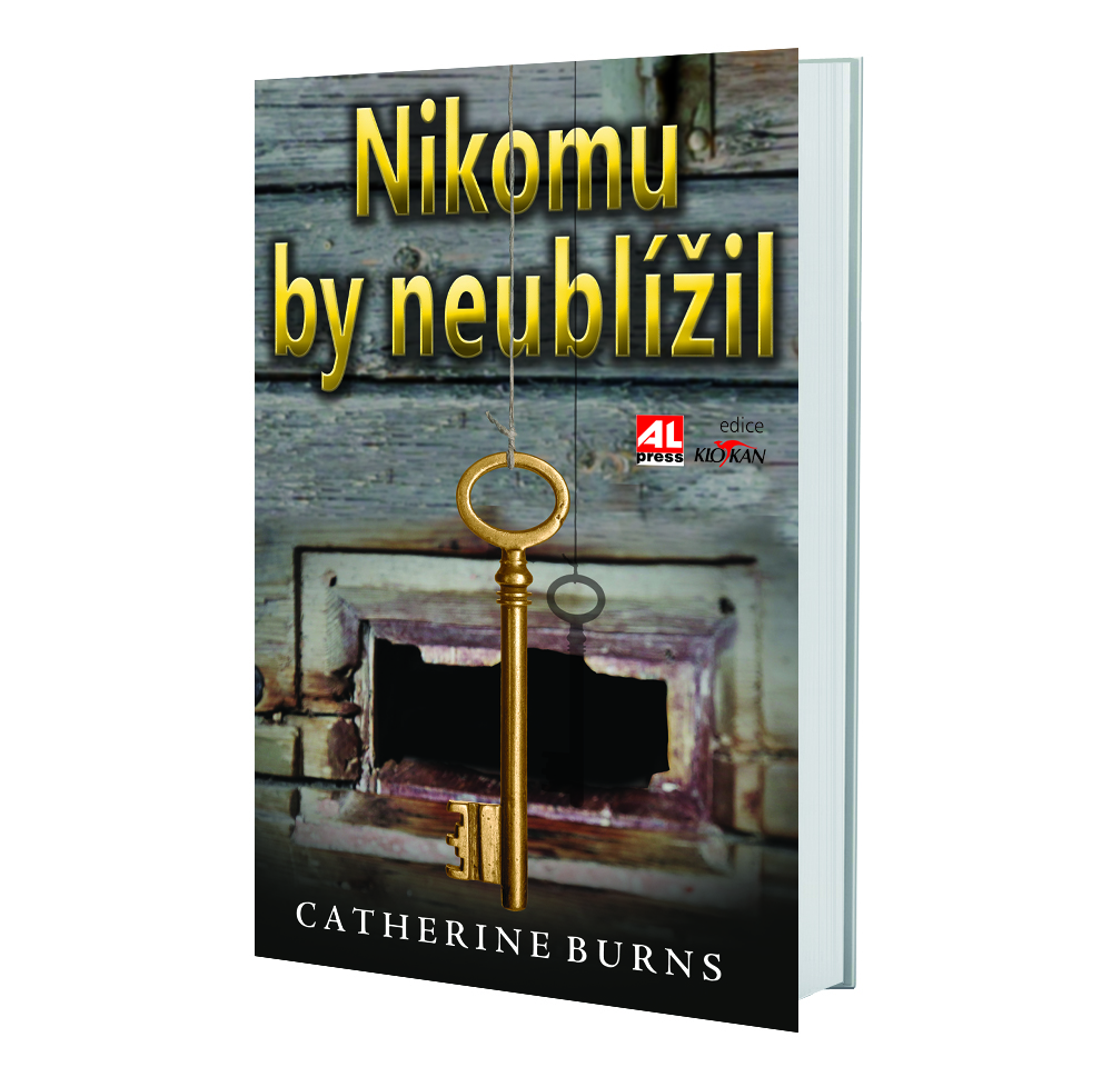 Kniha Nikomu by neublížil v našem nakladatelství Alpress
