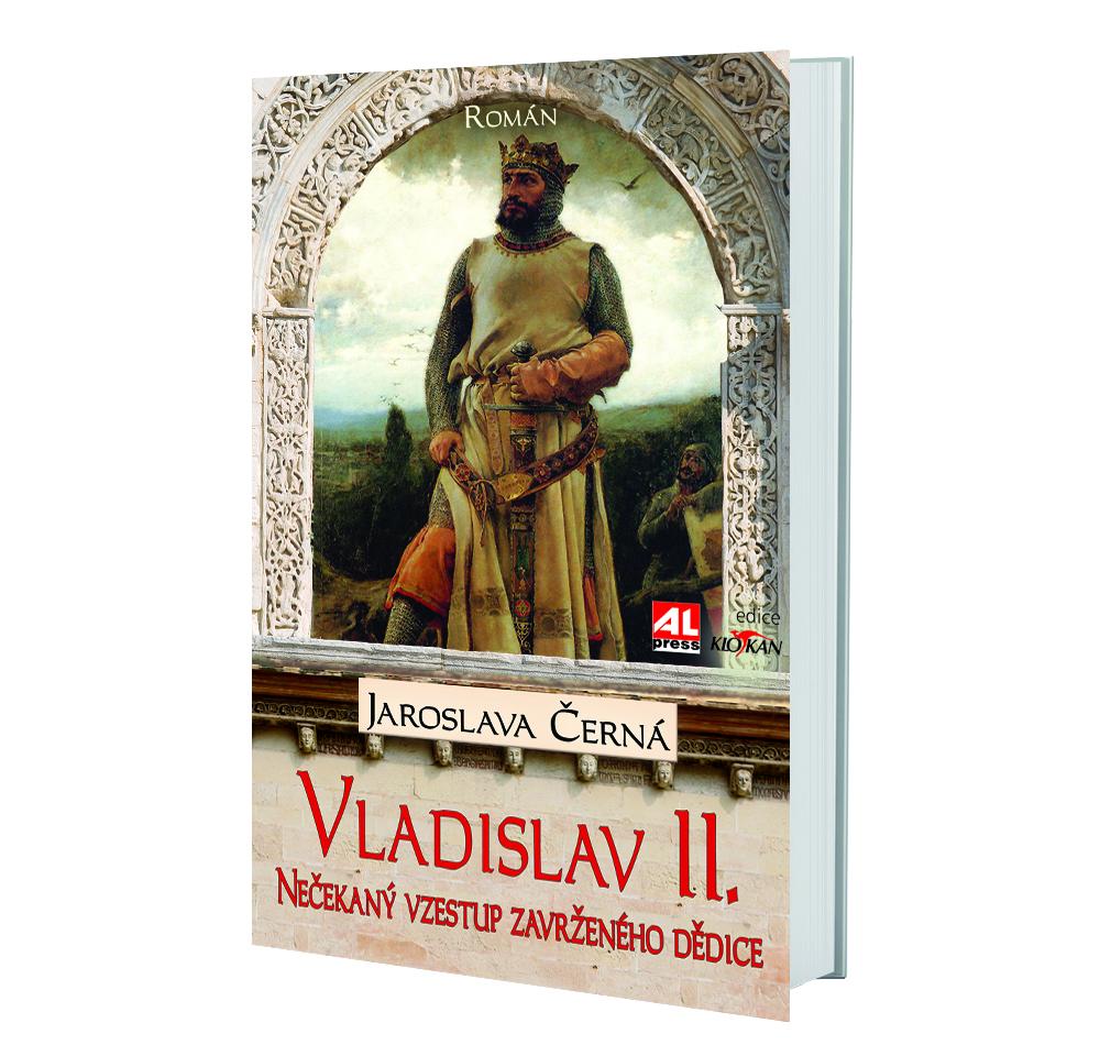 Vladislav II. v našem nakladatelství Alpress