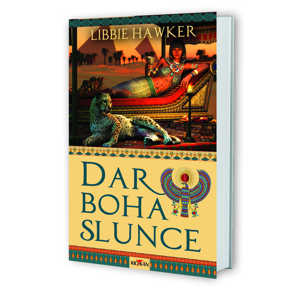 Kniha Dar boha slunce v našem nakladatelství Alpress
