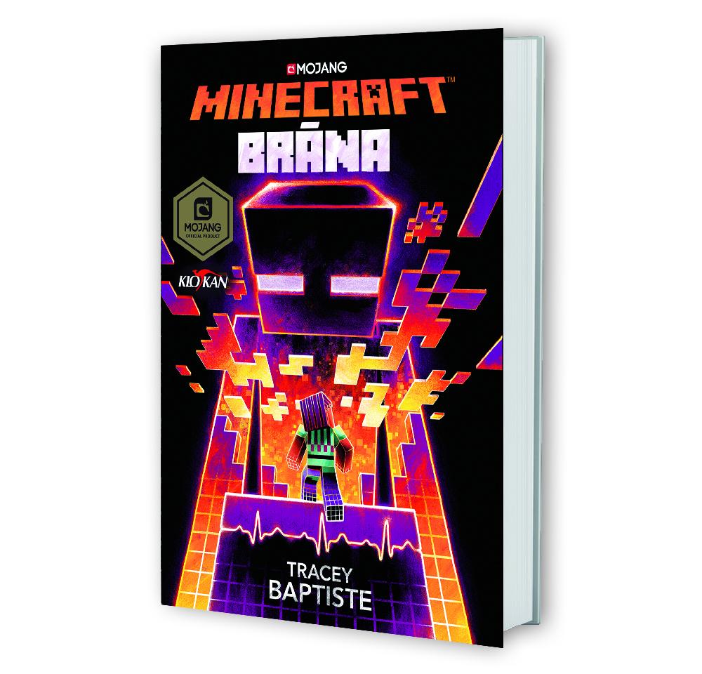 Kniha Minecraft - Brána v našem nakladatelství Alpress