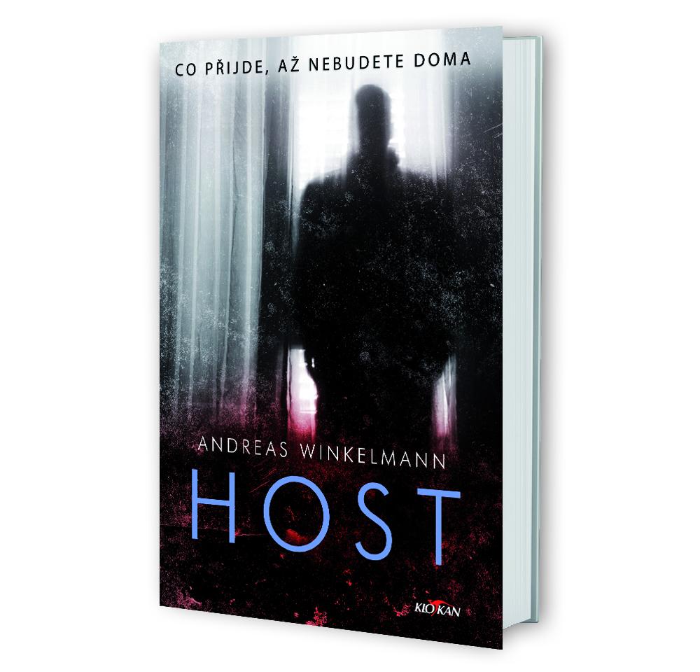 Kniha Host v našem nakladatelství Alpress