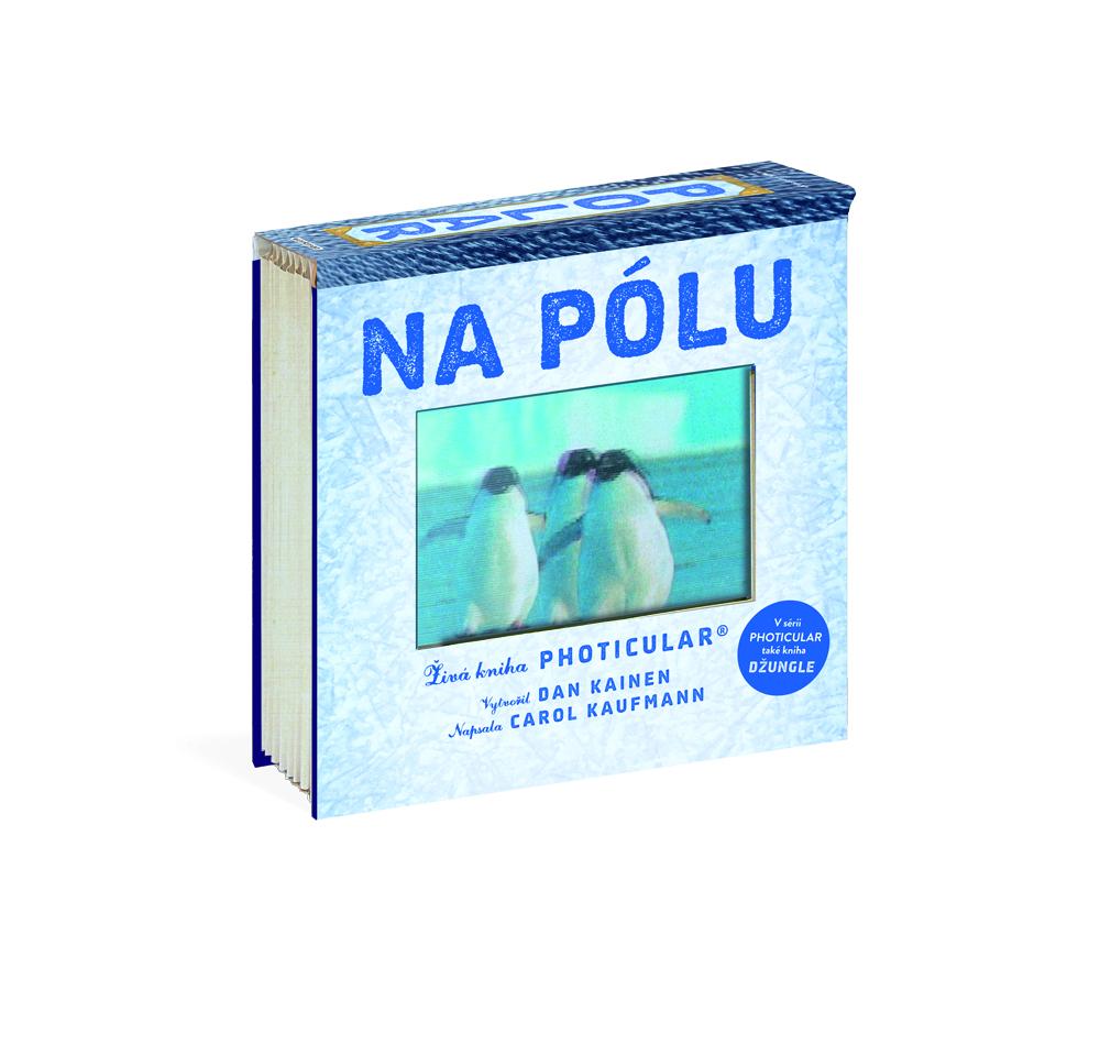 Kniha Na pólu v našem nakladatelství Alpress