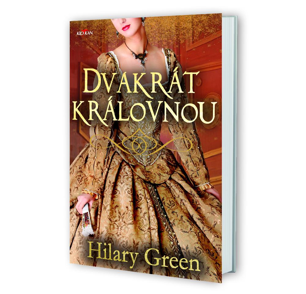 Kniha Dvakrát královnou v našem nakladatelství Alpress