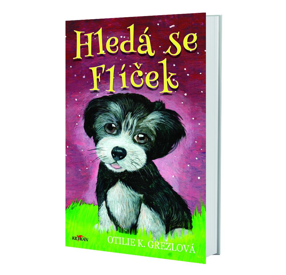 Kniha Hledá se Flíček v našem nakladatelství Alpress