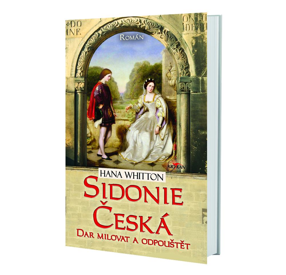 Kniha Sidonie Česká v našem nakladatelství Alpress