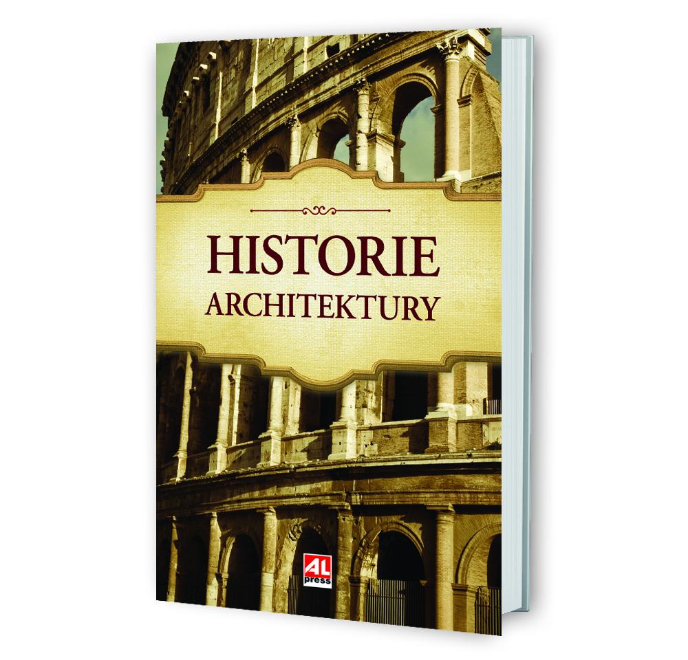 Kniha Historie architektury v našem nakladatelství Alpress