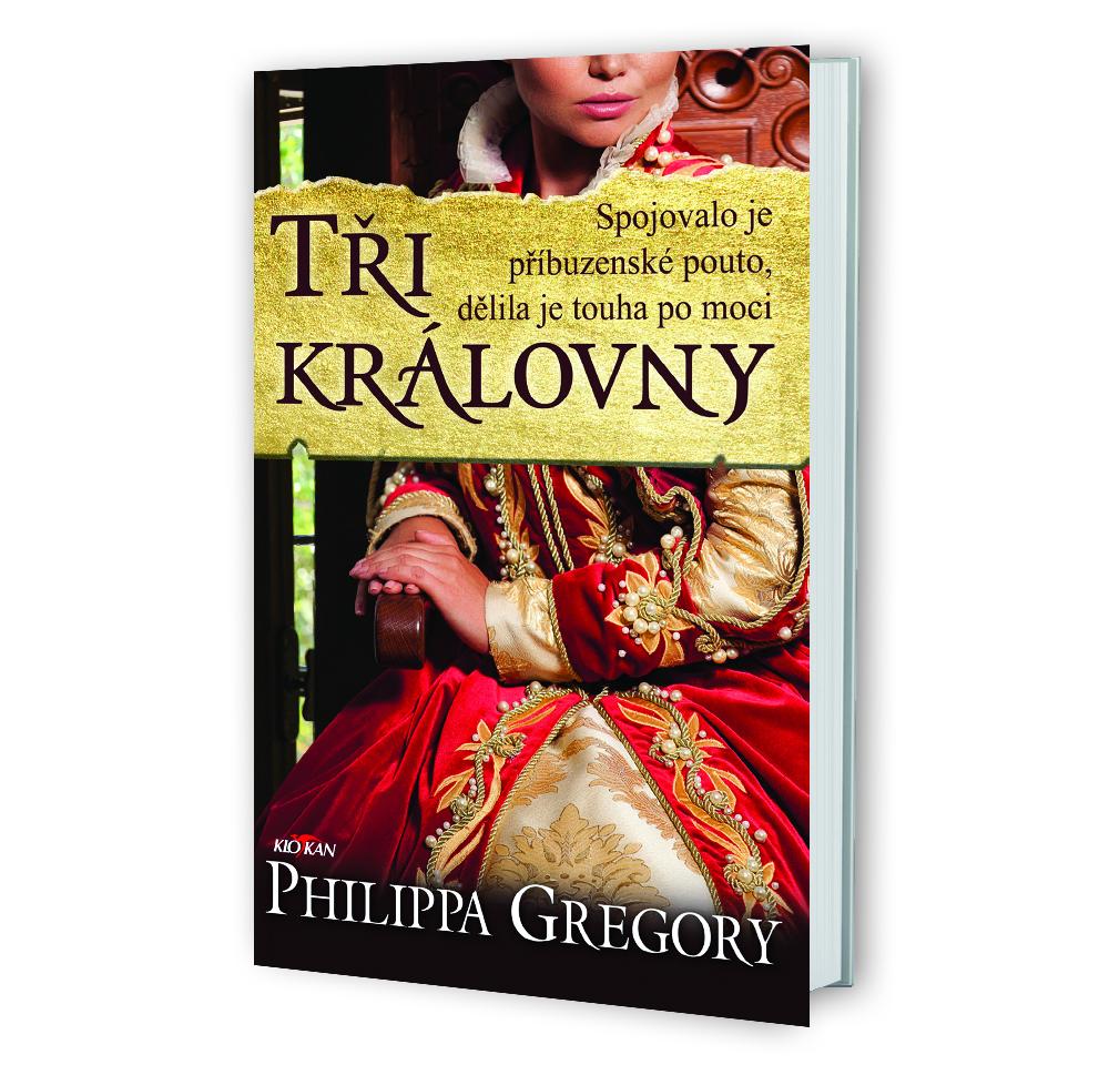 Kniha Tři královny v našem nakladatelství Alpress