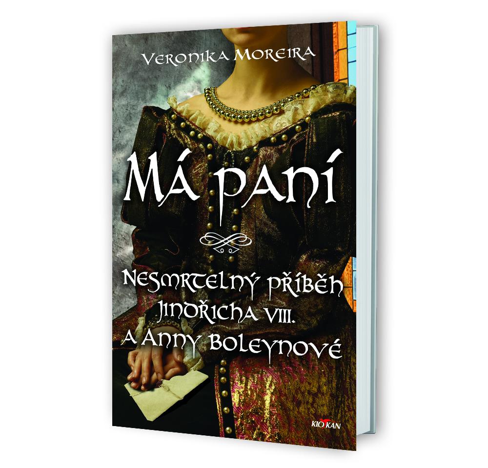 Kniha Má paní v našem nakladatelství Alpress