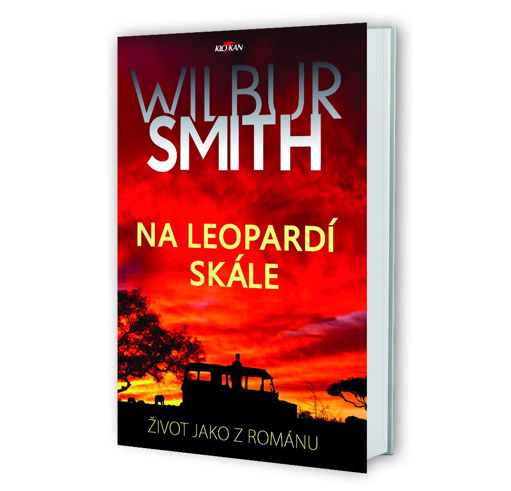 Kniha Na Leopardí skále v našem nakladatelství Alpress