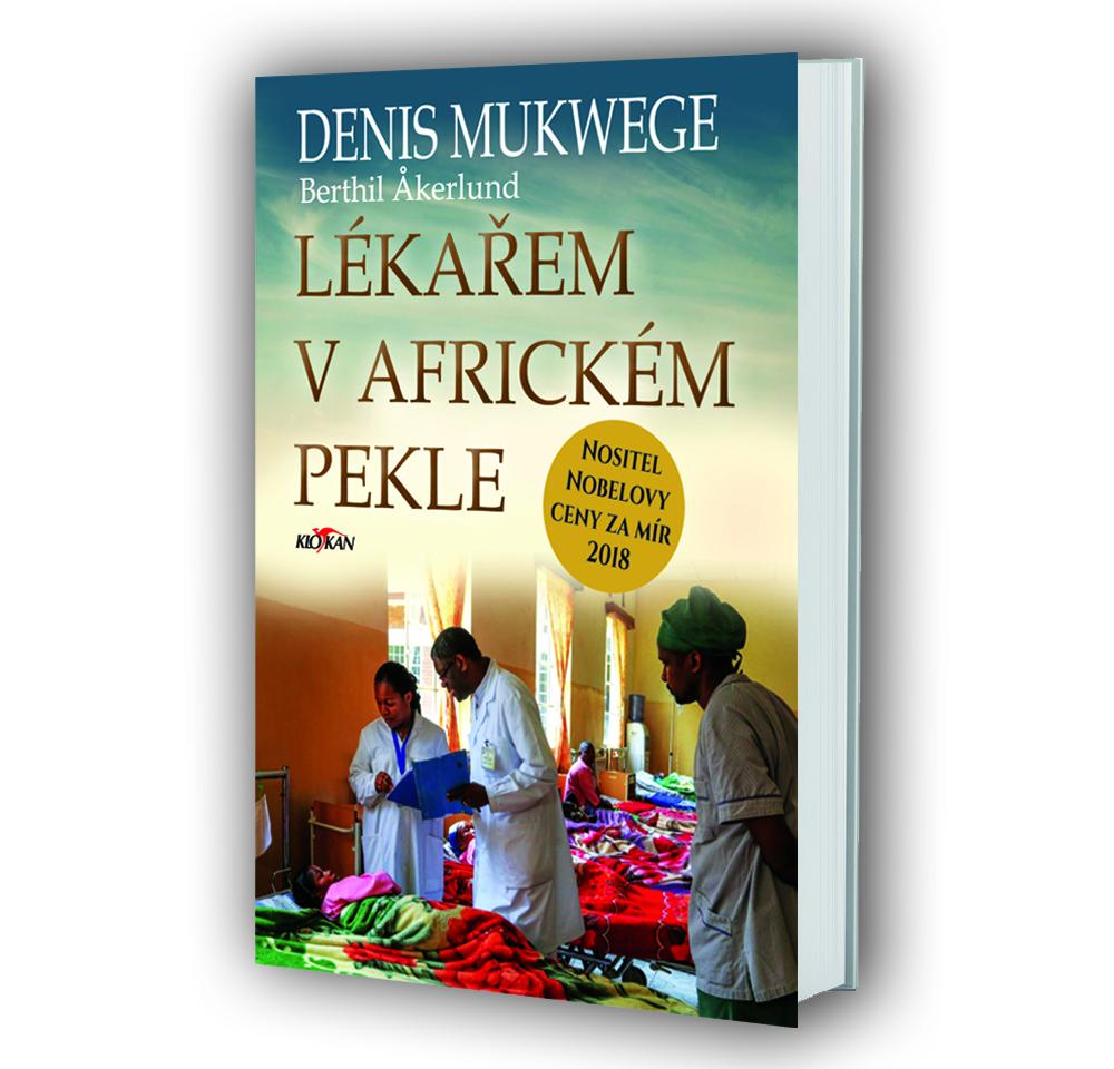 Kniha Lékařem v africkém pekle v našem nakladatelství Alpress