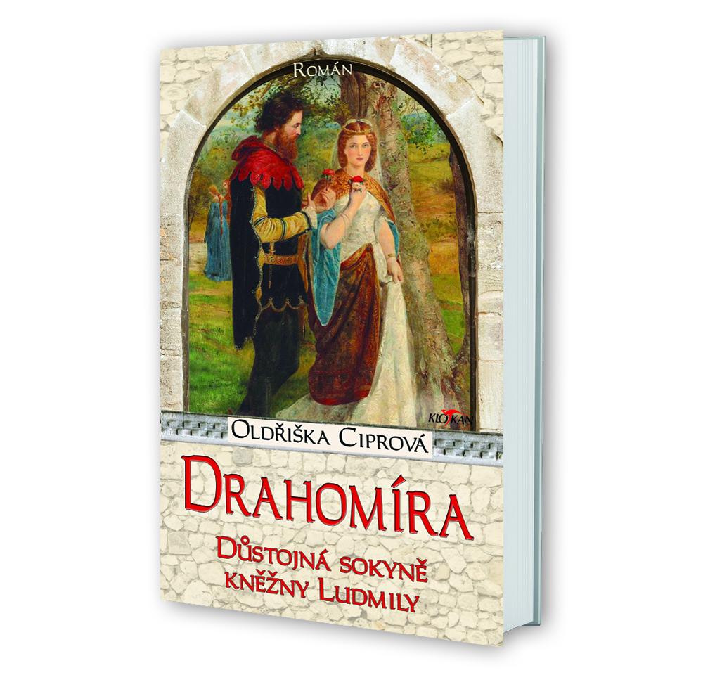 Kniha Drahomíra v našem nakladatelství Alpress